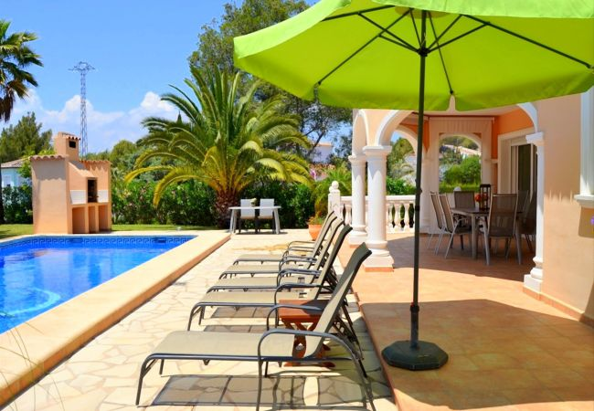 Holiday house Casa Vista Montaña Javea - 5084 (2034741), Jávea, Costa Blanca, Valencia, Spain, picture 3