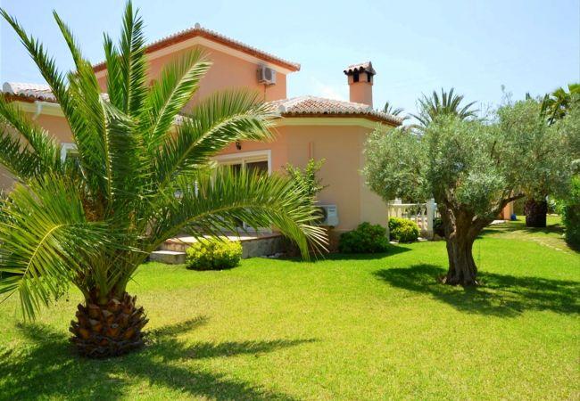 Holiday house Casa Vista Montaña Javea - 5084 (2034741), Jávea, Costa Blanca, Valencia, Spain, picture 20