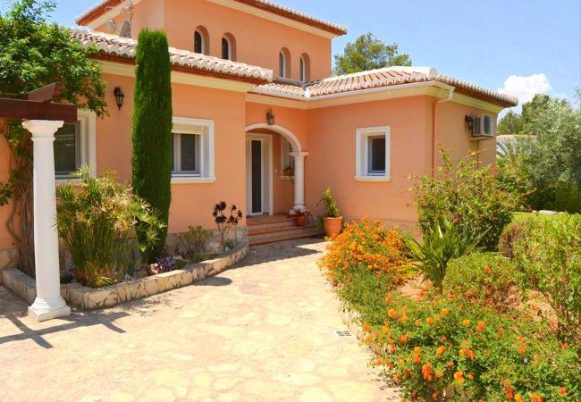 Holiday house Casa Vista Montaña Javea - 5084 (2034741), Jávea, Costa Blanca, Valencia, Spain, picture 18
