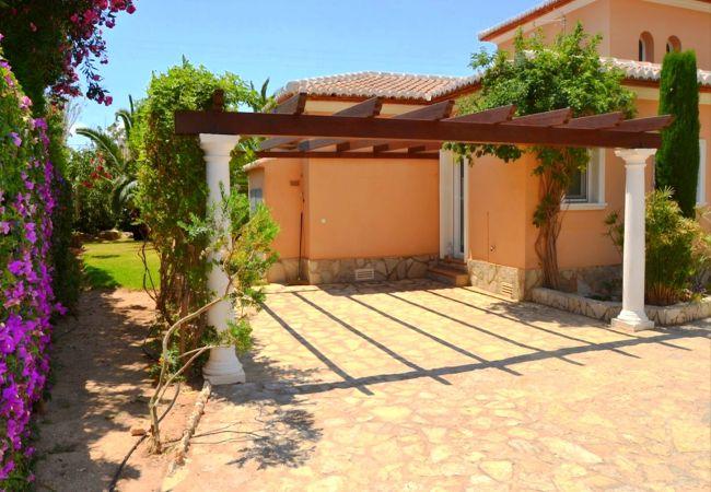 Holiday house Casa Vista Montaña Javea - 5084 (2034741), Jávea, Costa Blanca, Valencia, Spain, picture 19