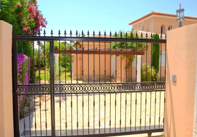 Holiday house Casa Vista Montaña Javea - 5084 (2034741), Jávea, Costa Blanca, Valencia, Spain, picture 21