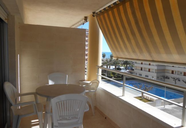Ferienwohnung Peñiscola Azahar 2/4 Personen   Costa del Azahar