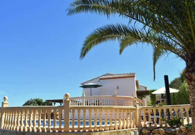 Holiday house Casa Eve Javea - 5094 (2034748), Jávea, Costa Blanca, Valencia, Spain, picture 24
