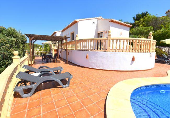 Holiday house Casa Eve Javea - 5094 (2034748), Jávea, Costa Blanca, Valencia, Spain, picture 5