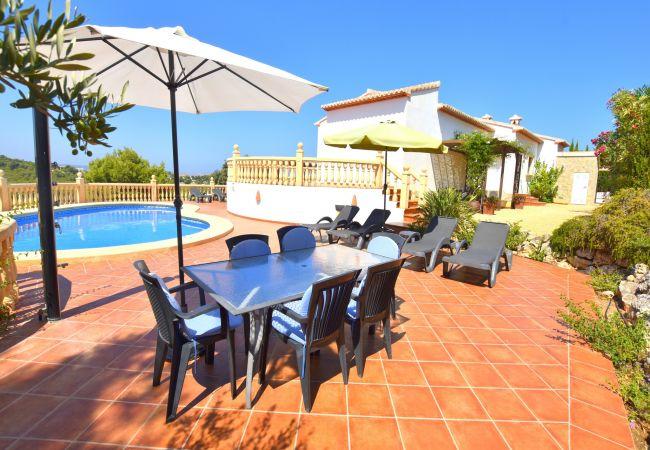 Holiday house Casa Eve Javea - 5094 (2034748), Jávea, Costa Blanca, Valencia, Spain, picture 23