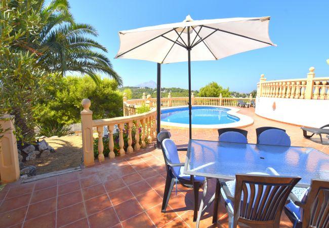 Holiday house Casa Eve Javea - 5094 (2034748), Jávea, Costa Blanca, Valencia, Spain, picture 25