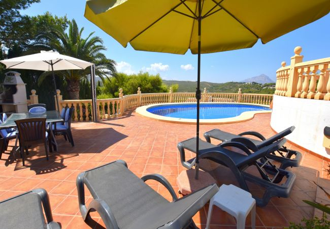 Holiday house Casa Eve Javea - 5094 (2034748), Jávea, Costa Blanca, Valencia, Spain, picture 28