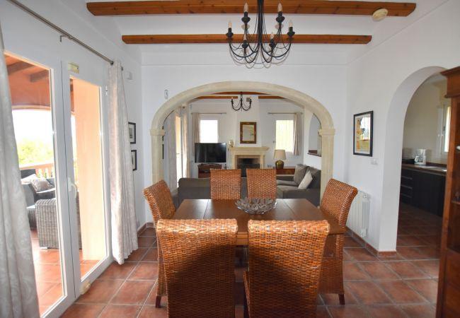 Holiday house Casa Eve Javea - 5094 (2034748), Jávea, Costa Blanca, Valencia, Spain, picture 14