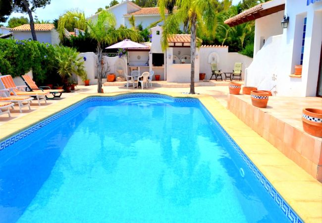 Holiday house Casa Julia Javea - 5018 (2034752), Jávea, Costa Blanca, Valencia, Spain, picture 2