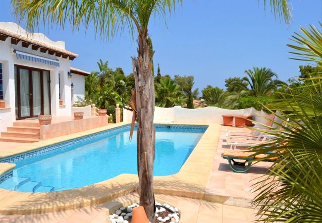 Holiday house Casa Julia Javea - 5018 (2034752), Jávea, Costa Blanca, Valencia, Spain, picture 5