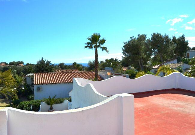 Holiday house Casa Julia Javea - 5018 (2034752), Jávea, Costa Blanca, Valencia, Spain, picture 13