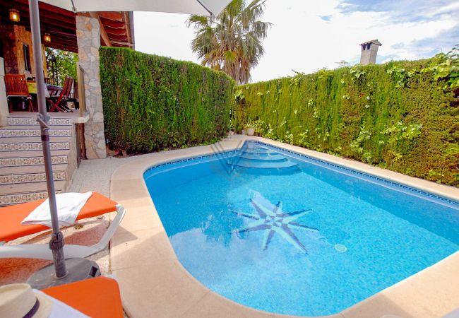 Ferienhaus Ses Gavines nur wenige Meter vom Strand entfernt (1993074), Platja de Muro, Mallorca, Balearische Inseln, Spanien, Bild 13