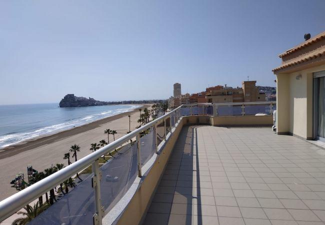Ático con preciosas vistas y gran terraza  in Spanien