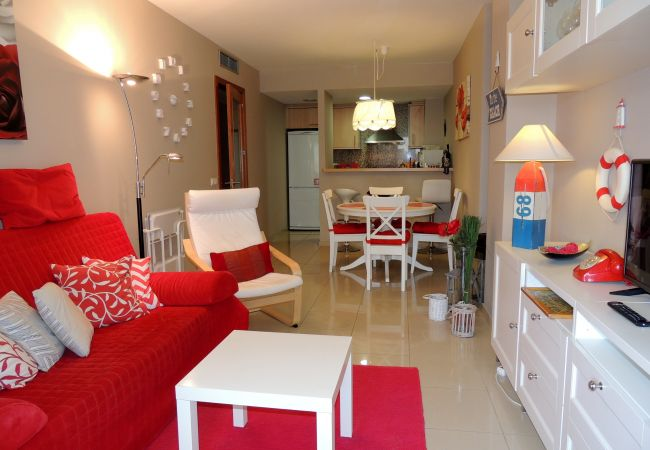Apartment Residence Mileni in Roses zu vermieten MIL2 4B2