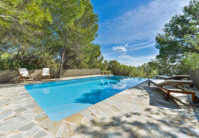 Ferienhaus COLLS (CAN) (2282279), Ibiza, Ibiza, Balearische Inseln, Spanien, Bild 1
