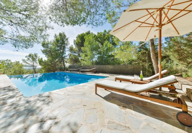 Ferienhaus COLLS (CAN) (2282279), Ibiza, Ibiza, Balearische Inseln, Spanien, Bild 6