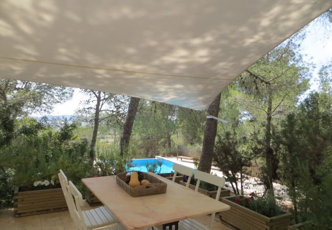 Ferienhaus COLLS (CAN) (2282279), Ibiza, Ibiza, Balearische Inseln, Spanien, Bild 8