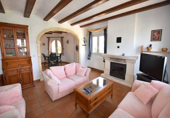 Maison de vacances Casa Phoenix Javea - 5098 (2034727), Jávea, Costa Blanca, Valence, Espagne, image 11