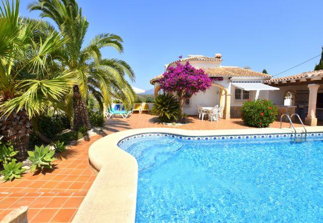 Maison de vacances Casa Phoenix Javea - 5098 (2034727), Jávea, Costa Blanca, Valence, Espagne, image 4
