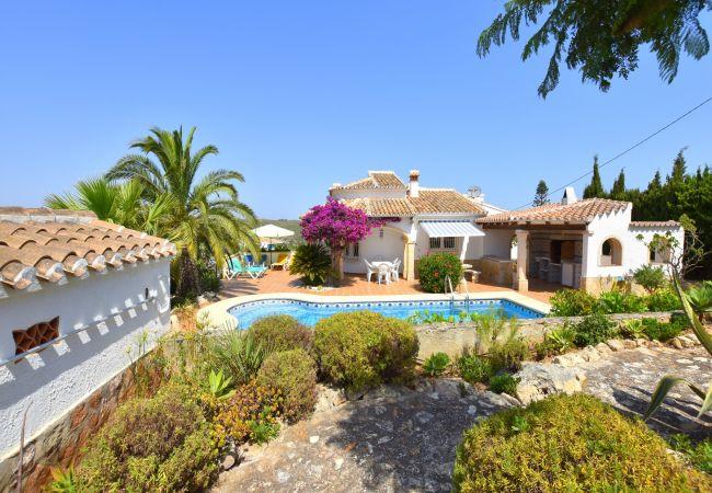 Maison de vacances Casa Phoenix Javea - 5098 (2034727), Jávea, Costa Blanca, Valence, Espagne, image 27