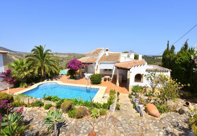 Maison de vacances Casa Phoenix Javea - 5098 (2034727), Jávea, Costa Blanca, Valence, Espagne, image 1