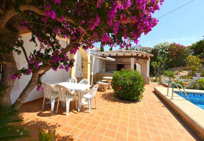 Maison de vacances Casa Phoenix Javea - 5098 (2034727), Jávea, Costa Blanca, Valence, Espagne, image 8
