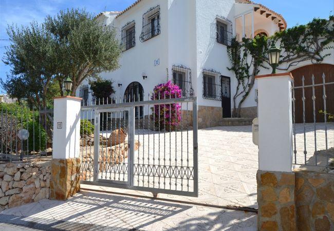 Maison de vacances Casa Phoenix Javea - 5098 (2034727), Jávea, Costa Blanca, Valence, Espagne, image 25