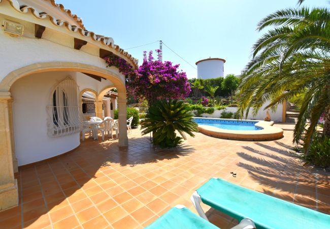 Maison de vacances Casa Phoenix Javea - 5098 (2034727), Jávea, Costa Blanca, Valence, Espagne, image 26
