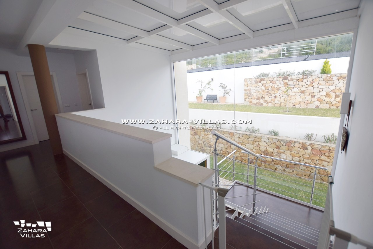 Amaranta - Pasillo Dormitorio principal y 2