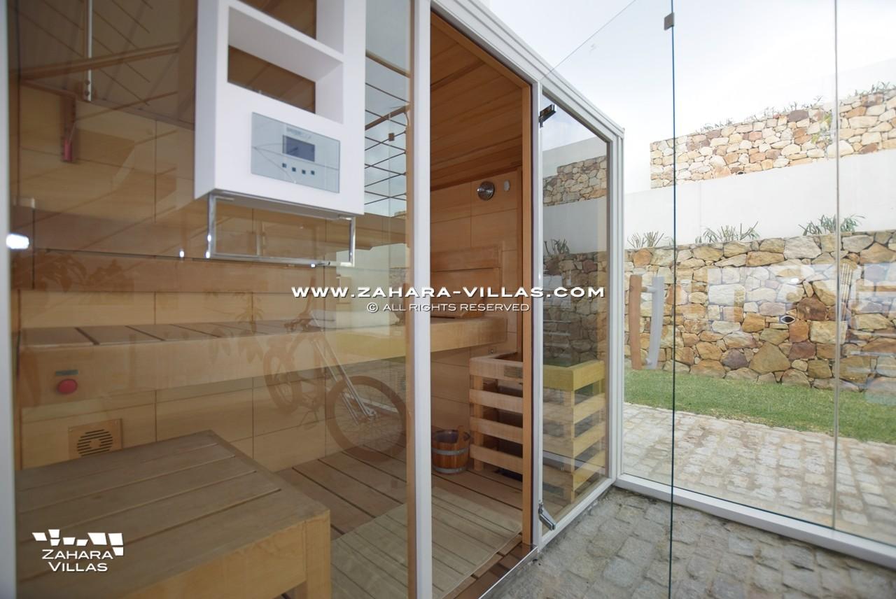 Amaranta - Sauna