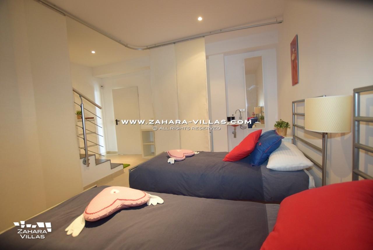 Amaranta - Dormitorio 3 planta sótano