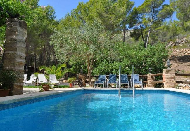 Ferien Landhaus Sa Teia in Andratx  mit absoluter   in Spanien