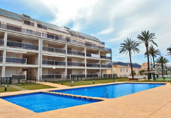 Ferienwohnung BRISAS BAJO A1 (2034586), Dénia, Costa Blanca, Valencia, Spanien, Bild 1