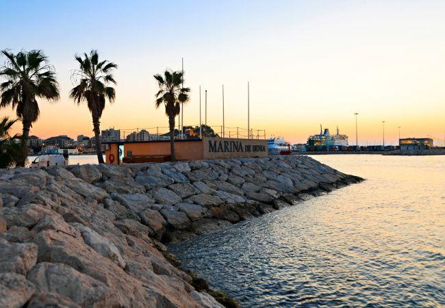 Ferienwohnung BRISAS BAJO A1 (2034586), Dénia, Costa Blanca, Valencia, Spanien, Bild 24