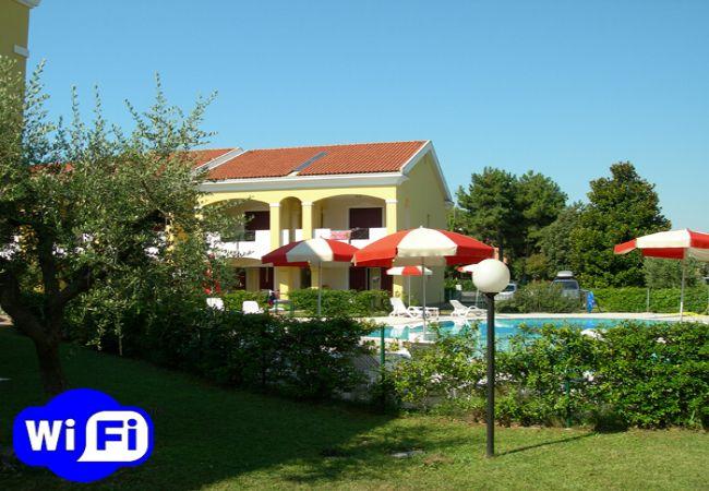 Holiday house BORGO E (2080025), Bibione, Adriatic coast (Veneto), Veneto, Italy, picture 1