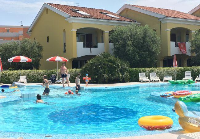 Holiday house BORGO E (2080025), Bibione, Adriatic coast (Veneto), Veneto, Italy, picture 18