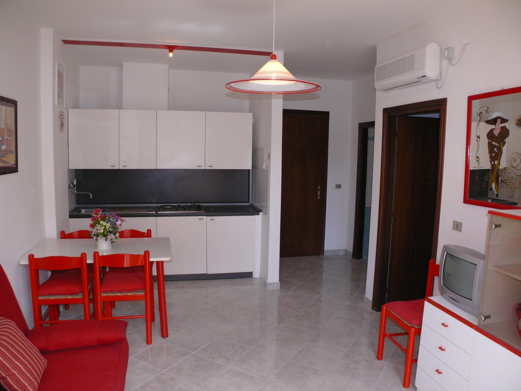 ISCHIA 18 for 4 guests in Bibione, Italien