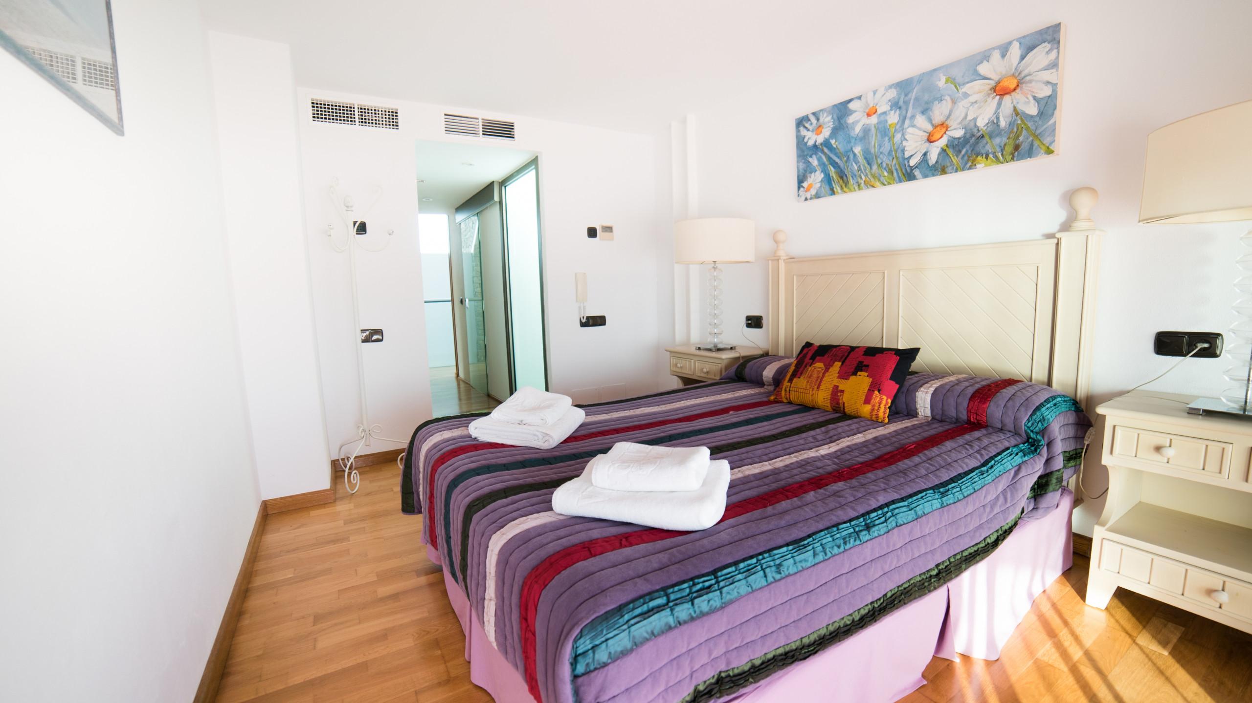 Sansoucci - Dormitorio 4