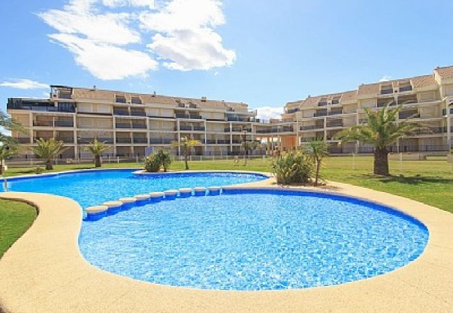 Ferienwohnung ALMADRABA D2 (2034583), Dénia, Costa Blanca, Valencia, Spanien, Bild 1