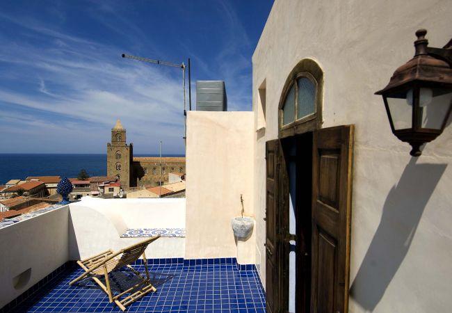 Maison de vacances Arte Mare & Blu (2127392), Cefalù, Palermo, Sicile, Italie, image 1