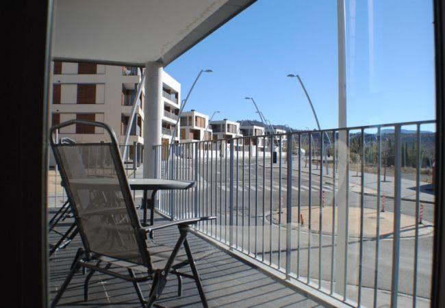 Appartement de vacances Aliagas 1, 1ºE -Las Margas Golf (2034933), Latas, Huesca, Aragon, Espagne, image 12