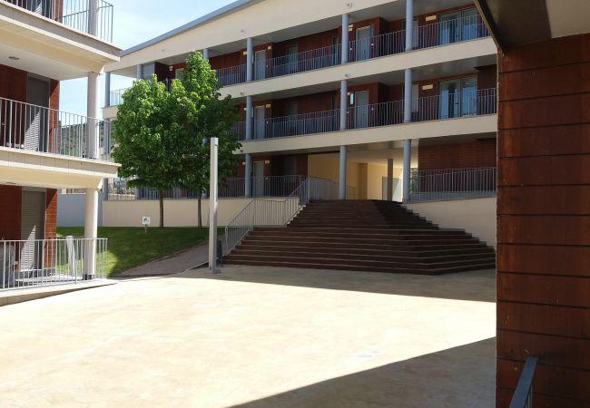 Appartement de vacances Mirador del Valle 13 Bajo A -Las Margas Golf (2034935), Latas, Huesca, Aragon, Espagne, image 18