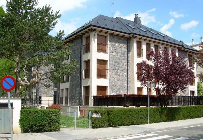 Ferienwohnung Biescas- Edificio Géminis 2 1ºA (2034928), Biescas, Huesca, Aragonien, Spanien, Bild 8