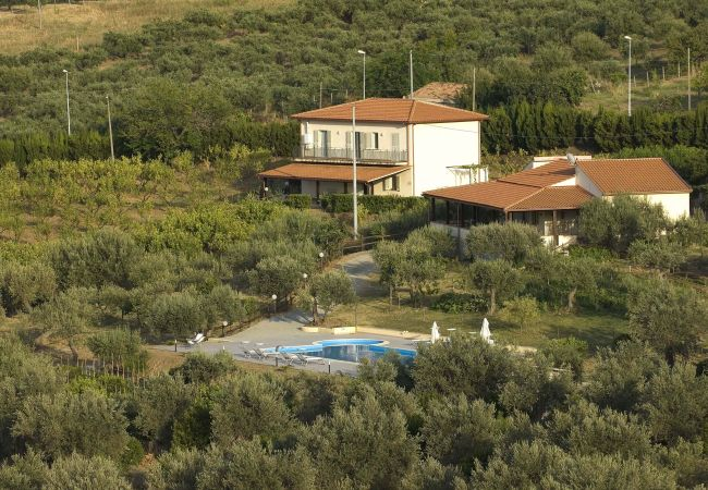 Ferienwohnung La Collina degli Ulivi - Casa Limoni 2 (2127483), Patti, Messina, Sizilien, Italien, Bild 7