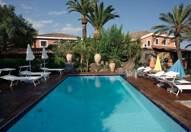 Appartement de vacances Perlanera - Casa Acqua & Fuoco (2127503), Aci Catena, Catania, Sicile, Italie, image 3