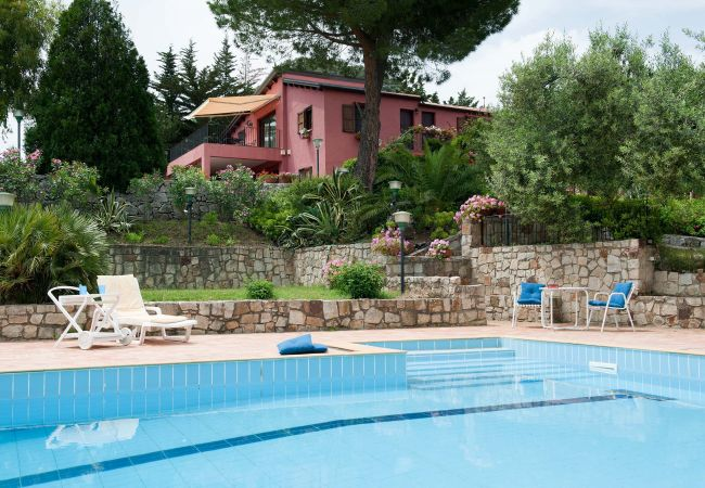 Holiday apartment Villa Ivoni 1 (2127537), Collesano, Palermo, Sicily, Italy, picture 2