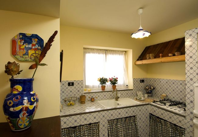 Holiday apartment Villa Ivoni 1 (2127537), Collesano, Palermo, Sicily, Italy, picture 9
