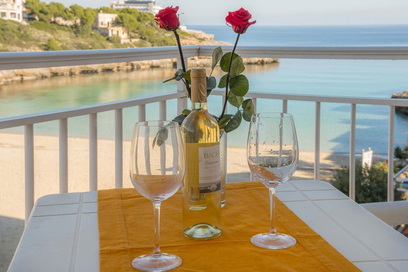 CALA MARÇAL - 0548 for 5 guests in Portocolom, Spanien