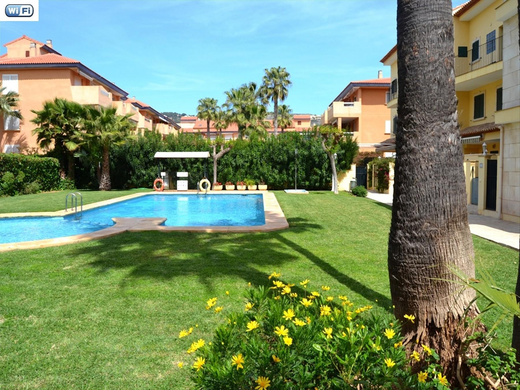 5009 Apartamento Javea Land for 4 guests in Jávea, Spain