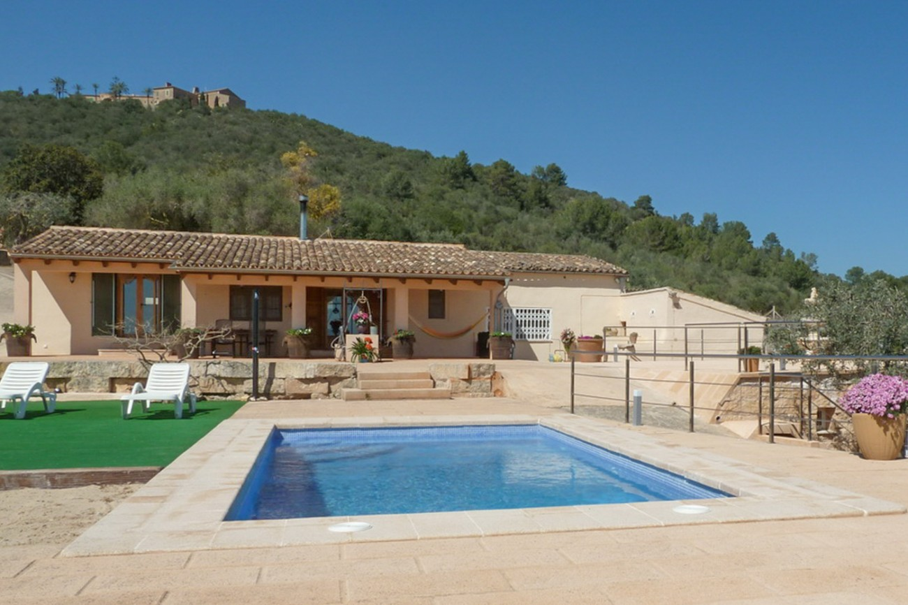 SON PORQUER - 0797 for 10 guests in Porreres, Spanien